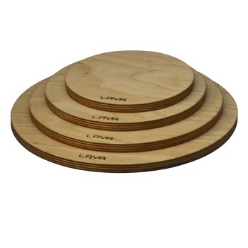 Dřevěné prkénko pod hrnec 16 - magnetické