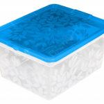 Jasmine- úložný kontejner/box s víkem 13l