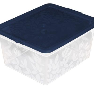 Jasmine- úložný kontejner/box s víkem 5,5l