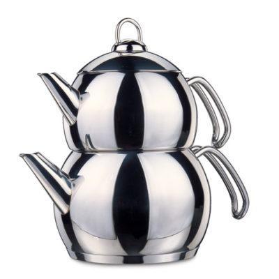 Tombik Tea Pot Set 1,1l / 2,0l