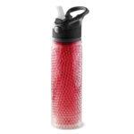 Chladící láhev DEEP FREEZE 600ml červená