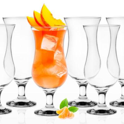 Koktejlová sklenice - 420ml, čirá