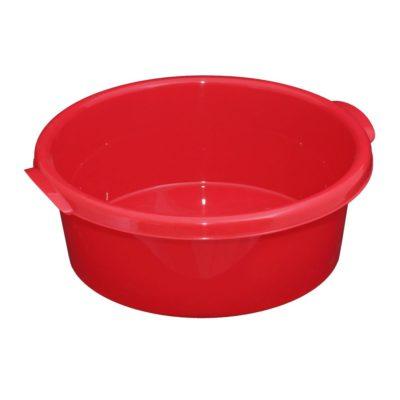 Kulatá mísa/lavor 8l - červená