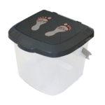 Stolička - kbelík, 15,5l