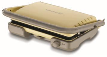 Tostella toaster/gril - žlutý