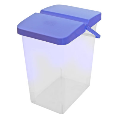 Univerzální kontejner (krmivo pro zvířata, prací prášek) 25l